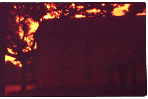 Missonary houses, Hawaii.Canon A-1. © 2011 Bobby Asato