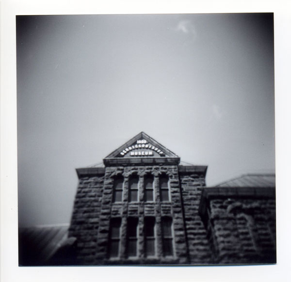 Bishop Museum, Hawaii. Holga 120 VGM. © 2008 Bobby Asato