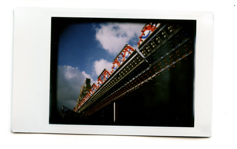 50th State Fair, Halawa, Hawaii. Lomo LC-A+ Instant Back. © 2011 Bobby Asato