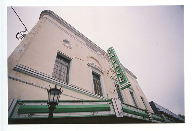 The Hilo Palace Theater, Big Island, Hawaii. Canon A-1. © 2011 Bobby Asato