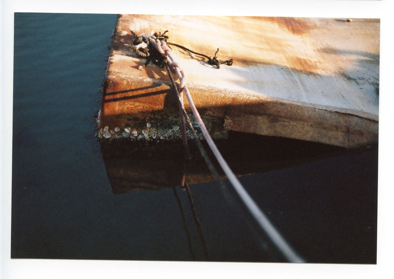 Ala Wai Boat Harbor, Honolulu, Hawaii. Canon A-1. © 2011 Bobby Asato
