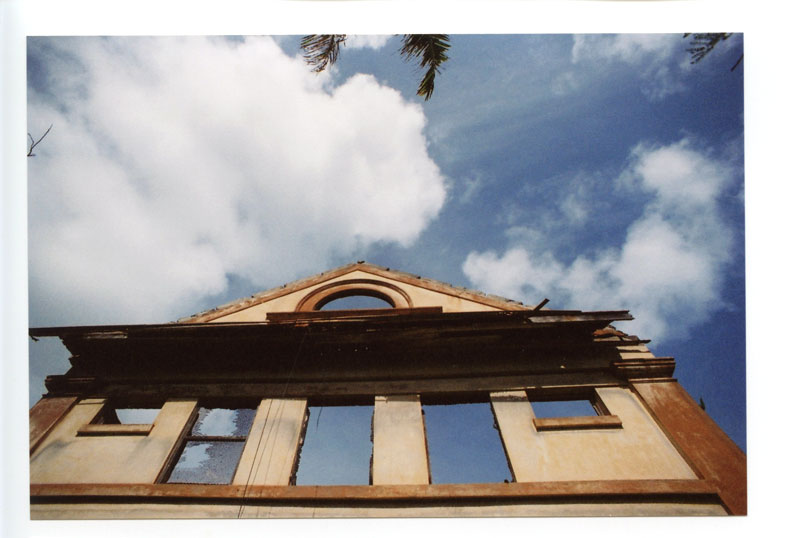Crawford's Convalescent Home, North Shore, Hawaii. Canon A-1. © 2011 Bobby Asato.