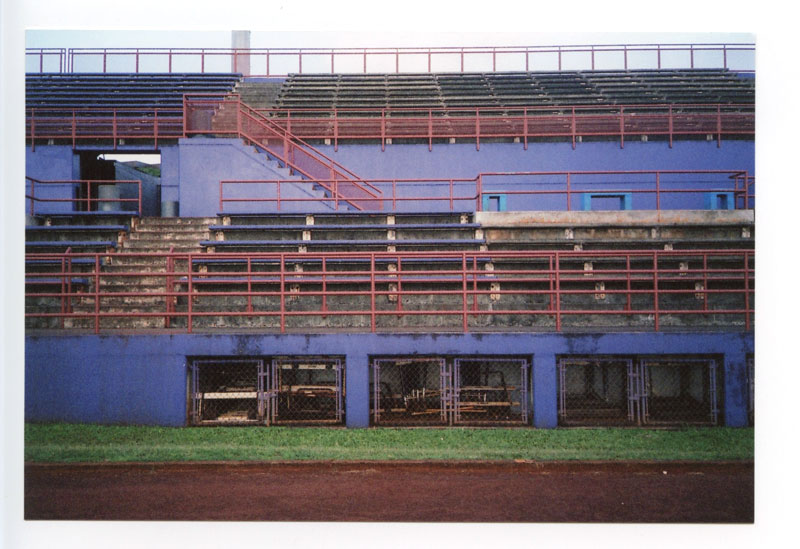 Pearl City High School, Hawaii. Canon F-1 original. © 2011 Bobby Asato, Hawaii. Olympus XA-2. © 2012 Bobby Asato