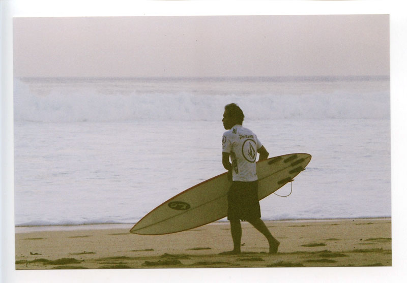 Pipeline, North Shore, Hawaii. Canon F-1 © 2012 Bobby Asato