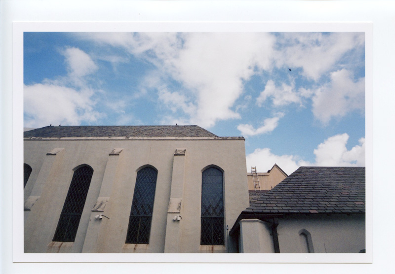 St. James Church, Hawaii. Voigtlander Bessa L © 2012 Bobby Asato
