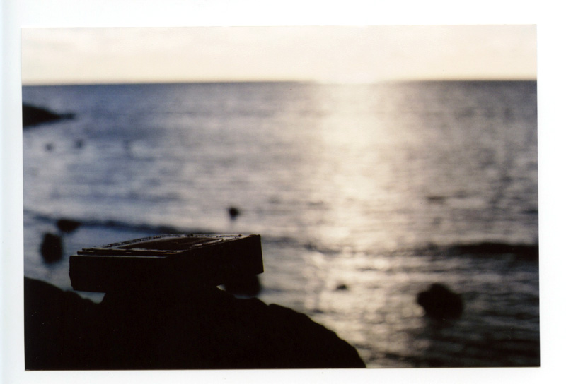 Koolau Beach Park, Hawaii. Canon F-1 © 2012 Bobby Asato