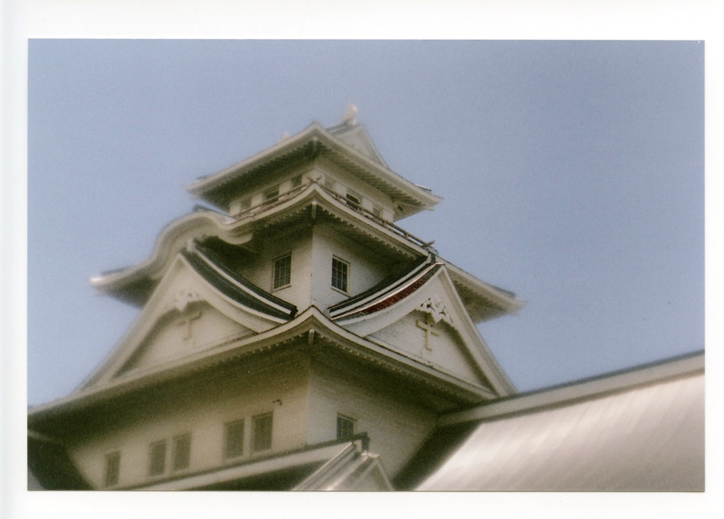 Makiki Christian Church, Hawaii. Canon F-1 © 2012 Bobby Asato